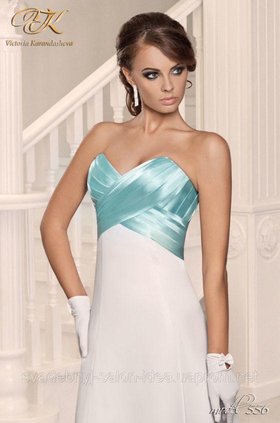 Свадебное платье V.Karandasheva - Стоимость 2600 грн