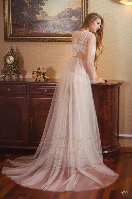 Будуарное платье невесты