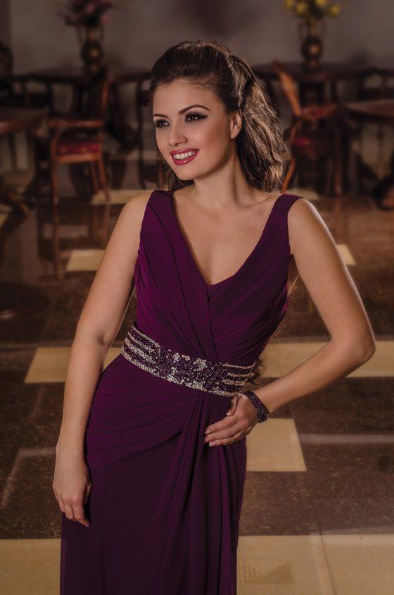 Вечернее платье V. Karandasheva Донецк