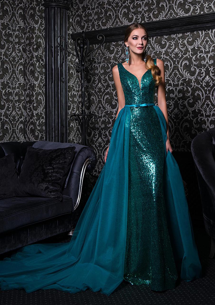 Вечернее платье Silviamo V-152