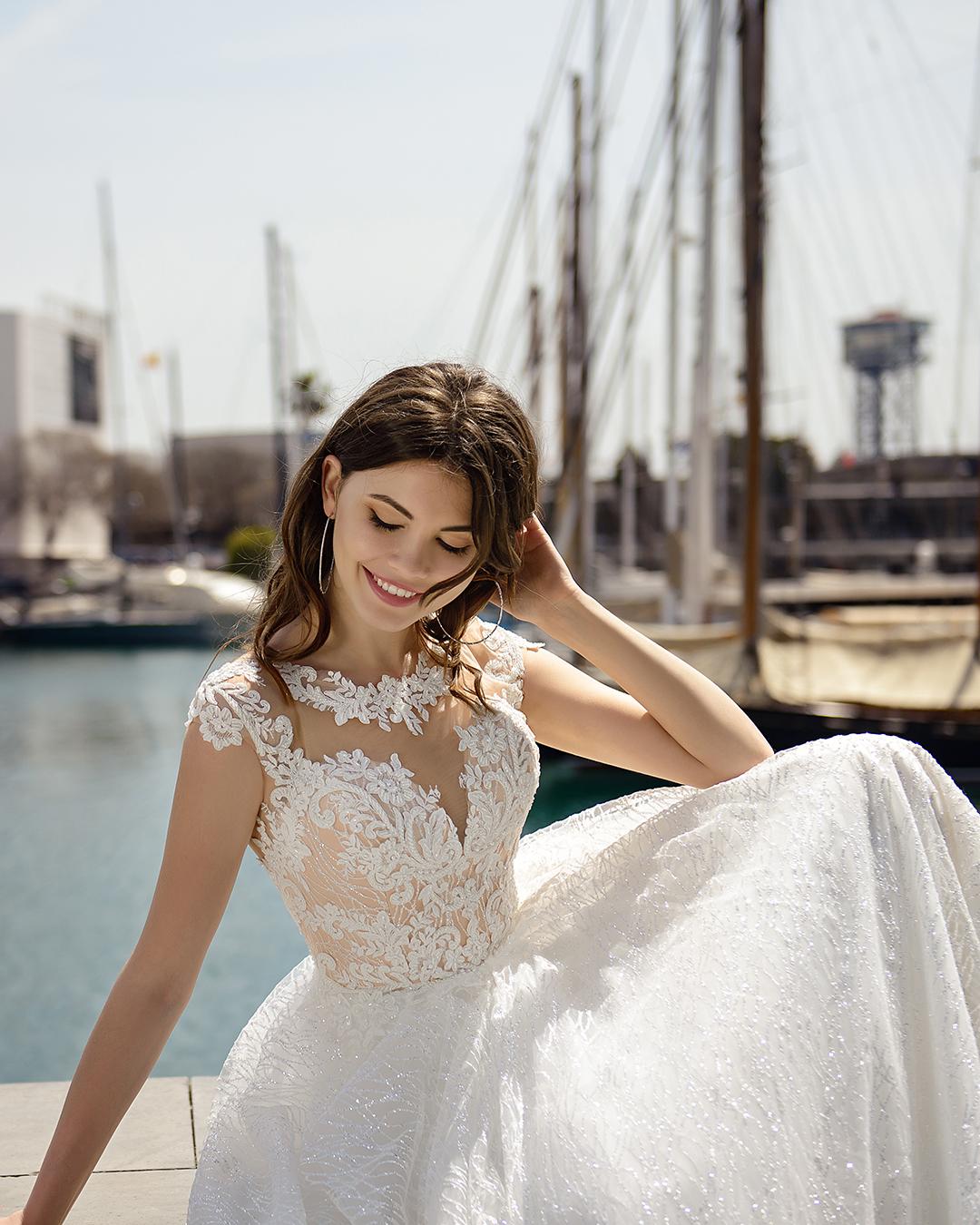 Свадебное платье Silviamo Vanessa