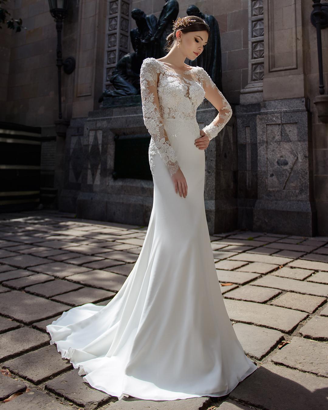 Свадебное платье Supernova Brisha
