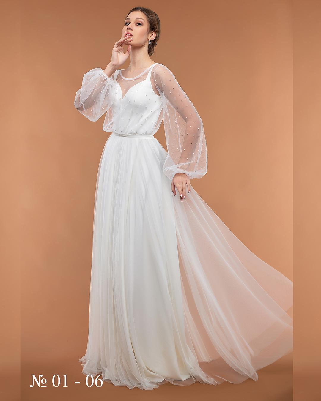 Свадебное платье Жемчуг