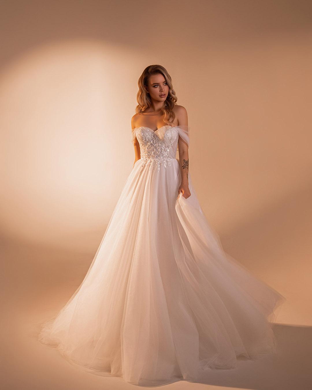 Свадебное платье 358