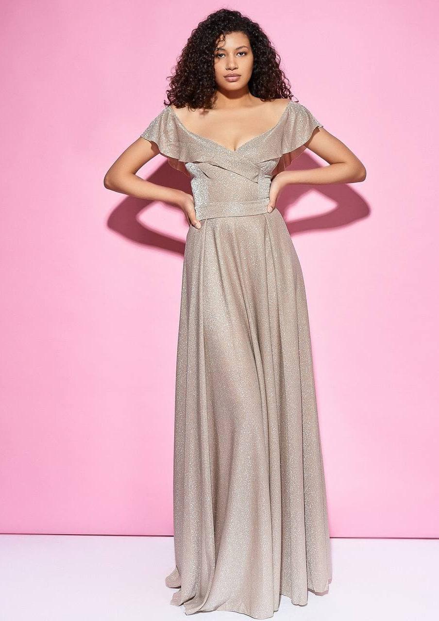 Вечернее платье 1394
